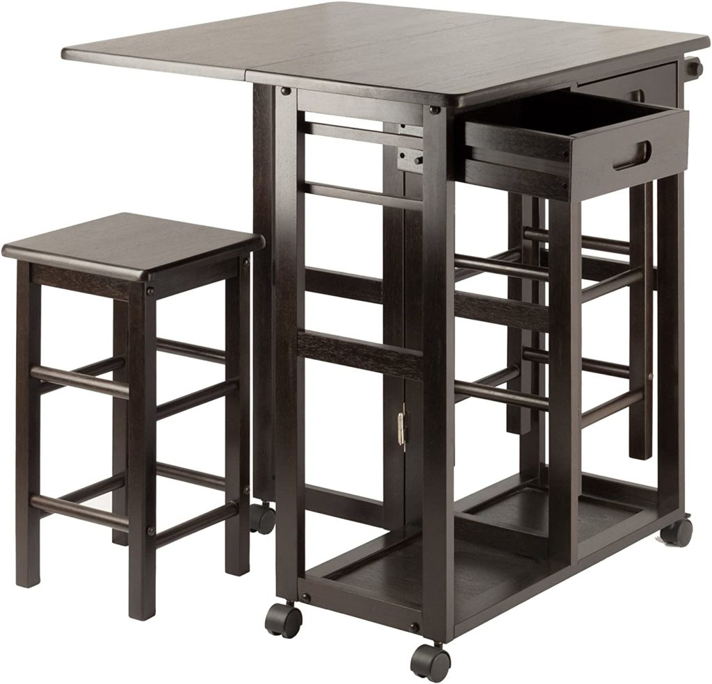 Winsome suzanne 3-pc set space save kitchen